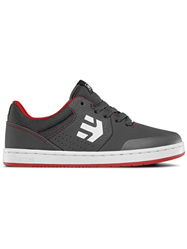 Etnies, Kids Marana, Zapatillas de Skateboard, Unisex GREY/RED/WHITE