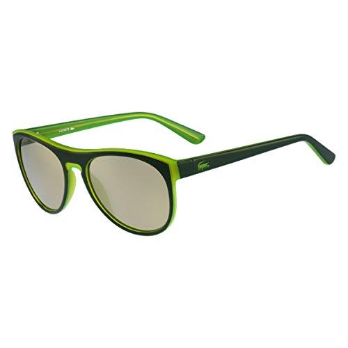 Lacoste Polarized Sunglasses - L782S (Green/Acid Green Phospho)