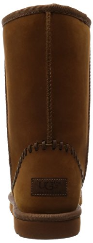Men's Classic Deco Short Leather UGG Chestnut vqf4nZfxw