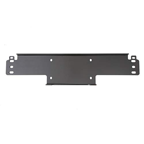 Smittybilt Winch Plate for TJ/YJ/LJ aftermarket bumpers - 2803