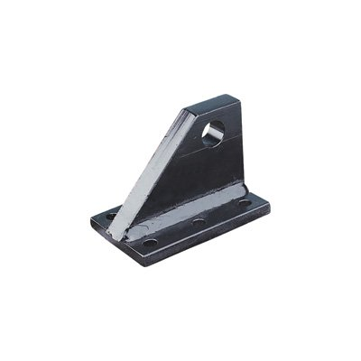 NorthStar Log Splitter Cylinder Anchor Block - with 1in. Holes by NorthStar