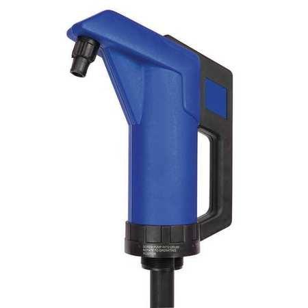 Piston Drum Pump, Polypropylene, 3/4In, (Piston Drum Pump)