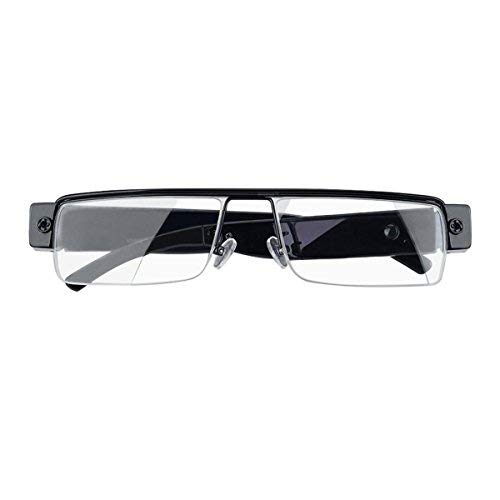 Spy Camera Glasses 1080p Support Up to 32GB TF Card Fashion Camera Glasses with Video Portable Video Recorder