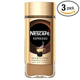 Nescafe Espresso 100% Arabica 100g (3 Pack) by Nescafé