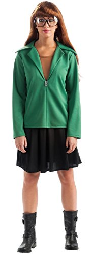Rubie's Costume Women's MTV Daria Costume with Wig, Multi, Small -