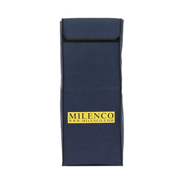 31IsAETZERL Milenco Auffahrkeil Triple Level mit drei Auffahrhöhen