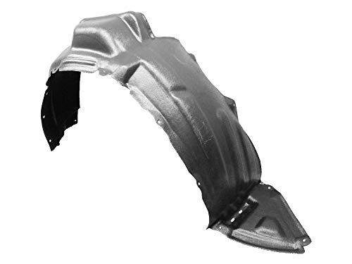 enger Right Side Fender Liner Inner Panel Splash Guard Shield for Sienna 2006-2010 53876AE020 TO1249152 ()