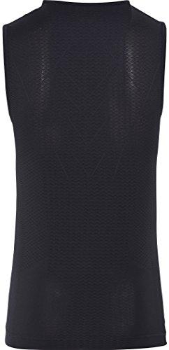 Negro Hombre M Rn Intensity Craft Sl Cool Unterhemd P6Rx10