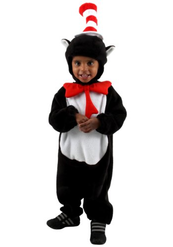 Baby Gypsy Costumes - Infant Cat in the Hat:12-18 Months (12 - 18 months)