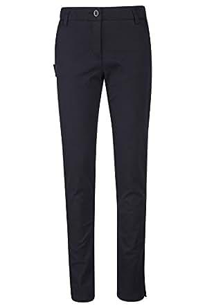 Mountain Warehouse Garnet Womens Slim Fit Pants Charcoal 2
