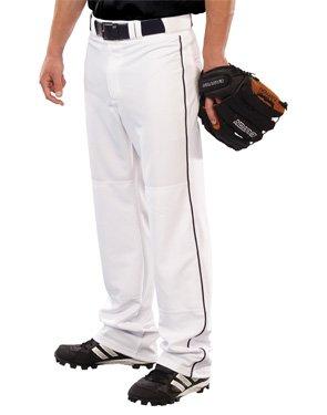 Adult 14 oz. Pitchout Piped Open Bottom Pant (Teamwork Baseball Pants)