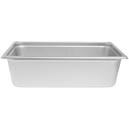 Vollrath 30065 Super Pan Full Size x 6'' D Transport Pan by Vollrath