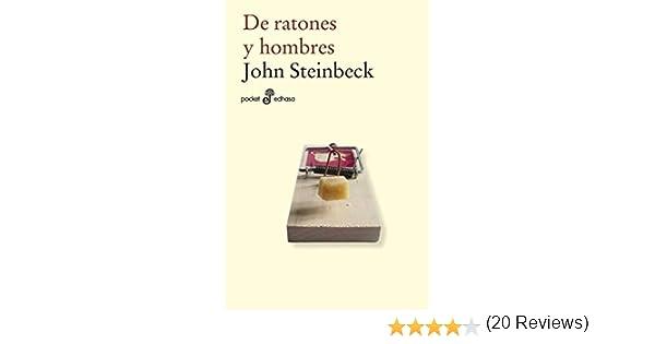 De ratones y hombres (Edhasa Literaria) eBook: Steinbeck, John ...