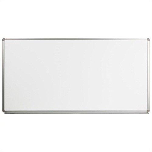 Flash Furniture 6' W x 3' H Magnetic Marker Board Furniture Board