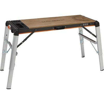 Amazing Tek Widget Portable 2 In 1 Workbench Platform With Built In Pdpeps Interior Chair Design Pdpepsorg