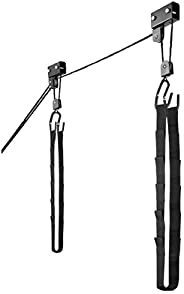 1003 Kayak & Canoe Lift Hoist Kayak For Garage / Canoe Hoists 125 lb Capacity by RAD Sp