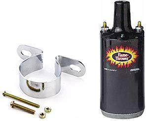 - 40111 PerTronix Ignition Coil Epoxy Black 40000 V