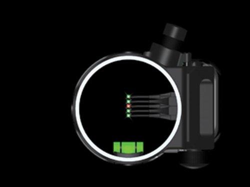 TRUGLO Micro-Brite 5-Pin Sight .019