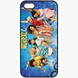 Personalized For Ipod Touch 5 Phone Case Cover Skin High school musical 2 movies Black