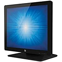 Elo E179069 Desktop Touchmonitors 1717L iTouch Zero-Bezel 17 LED-Backlit LCD Monitor, Black