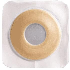 51413177 - Sur-fit Natura Durahesive Pre-cut Wafer with Convex-IT 4-1/2 x 4-1/2 Opening 1/2