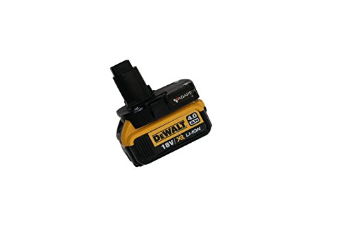 ADAPTOR - Battery Adapter for DeWALT tools 18V - 20V by A-link (Image #1)