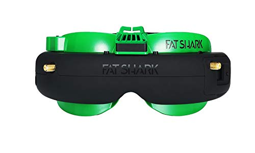 2019 Latest Version! Fat Shark Attitude V5 FSV1049 OLED FPV Goggles Fatshark Headset with DVR and 5.8Ghz Dual Receiver FANCYWING reviews