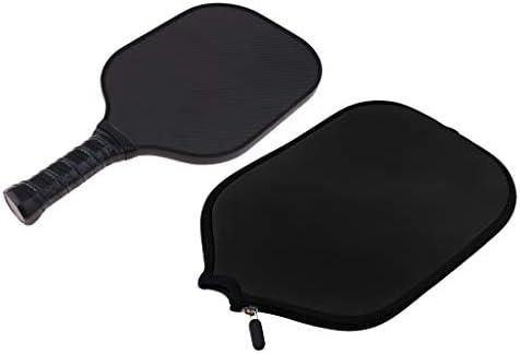 FLAMEER 炭素繊維 ハニカム複合コア ピックリング ボールパドル&カバー 耐久性 全5色
