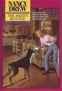 JOKER'S REVENGE (NANCY DREW 84)