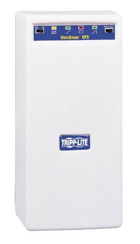 Tripp Lite TE600 600VA 425W UPS Tower AVR 120V DB9 5-15R 6 Outlet 5-15P