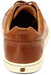 B.O.C Chaussures De Sport A La Mode Couleur Marron Tan Full Grain Leather Taille