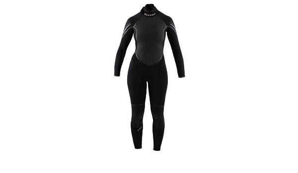Oceanic Pioneer - Traje de buceo completo para mujer (talla ...