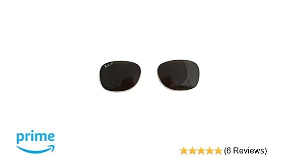 efcba03e9 Amazon.com: Brown Polarized Replacement Lenses Ray-ban Rb 2132 945/57 55mm  New Authentic: Clothing