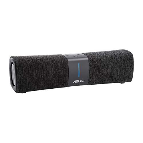 chollos oferta descuentos barato Asus Lyra Voice Sistema WiFi de Red Mesh AC2200 Altavoces Inteligentes de 8 W y Alexa Incorporado Modo Router Punto Acceso repetidor Ai Mesh soportado