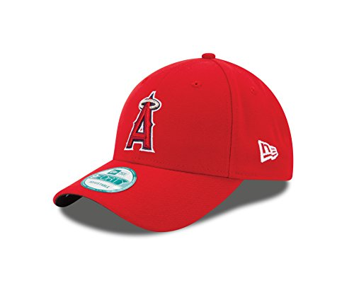 New Era MLB Youth The League Los Angeles Angels 9Forty Adjustable Cap