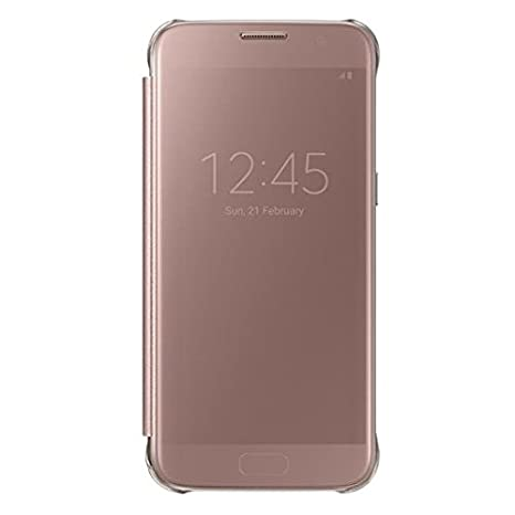coque samsung galaxy s7 rose pale