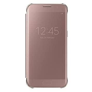 rose coque samsung s7 edge