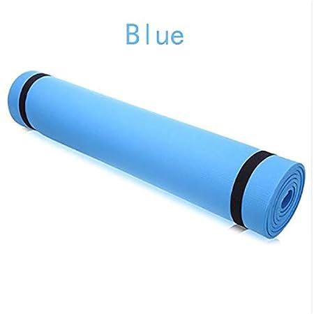 YOGA MAT 173 - Esterilla de Yoga (60 cm, 4 mm ...