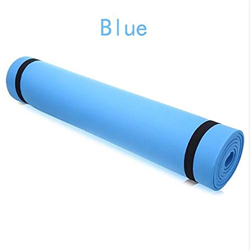 YOGA MAT 173 - Esterilla de Yoga (60 cm, 4 mm ...