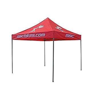 Image of MSC Bikes carpa3X 3mscr Tent, Red, 3X 3M