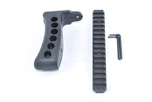 Tacbro - M44 Mosin Nagant Rubber Recoil Butt Pad and M44 Scope Mount(long)