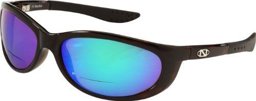 ONOS Sand Island Polarized Sunglasses (+2 Add Power), Bro...