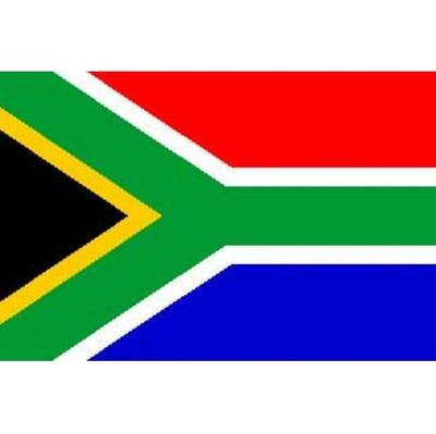 5ft X 3ft South Africa National Flag by Klicnow by Klicnow