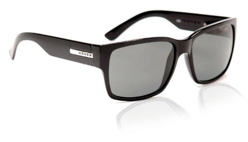 Hoven Mosteez 51-0102 Polarized Rectangular Sunglasses,Black Gloss,62 - One The Sunglasses Hoven