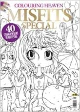 Colouring Heaven Misfits Special Jenny Cook Amazon Com Books