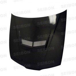 (SEIBON 92-96 Prelude Carbon Fiber Hood VSII BB4/H22 94)