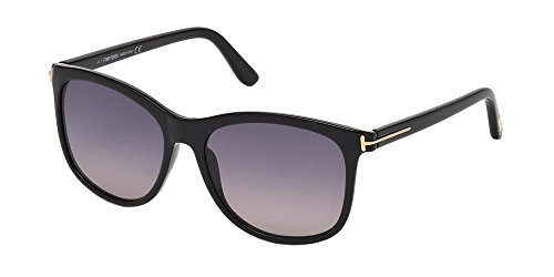 Tom Ford - FIONA-02 FT 0567, Geometric injected women