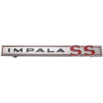 FOR 1968 CHEVY IMPALA NEW Trim Parts Blue Bow Tie Front Emblem 2720