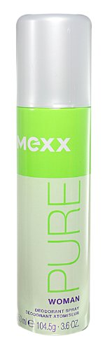 Mexx Pure Woman Deodorant Spray, 150 ml