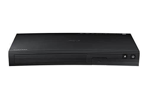 Samsung CA Home Entertainment BD-J5700/ZC HD Blue-Ray Player, Black